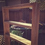 Barn Oak Rustic Shelf