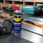 wd40 and dremel stylo cordless power cleaner