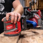 Milwaukee M18 Random Orbit Sander Review