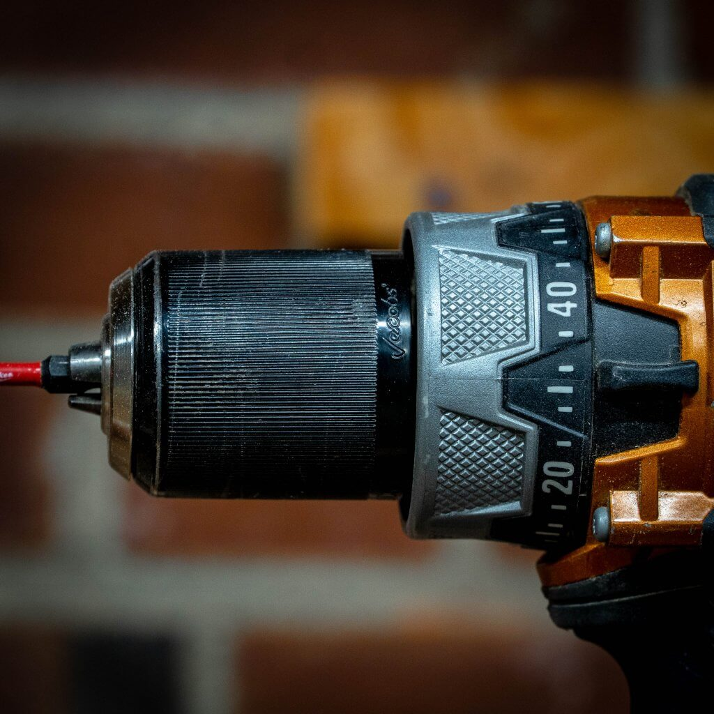 ridgid brushless special edition jacobsen chuck