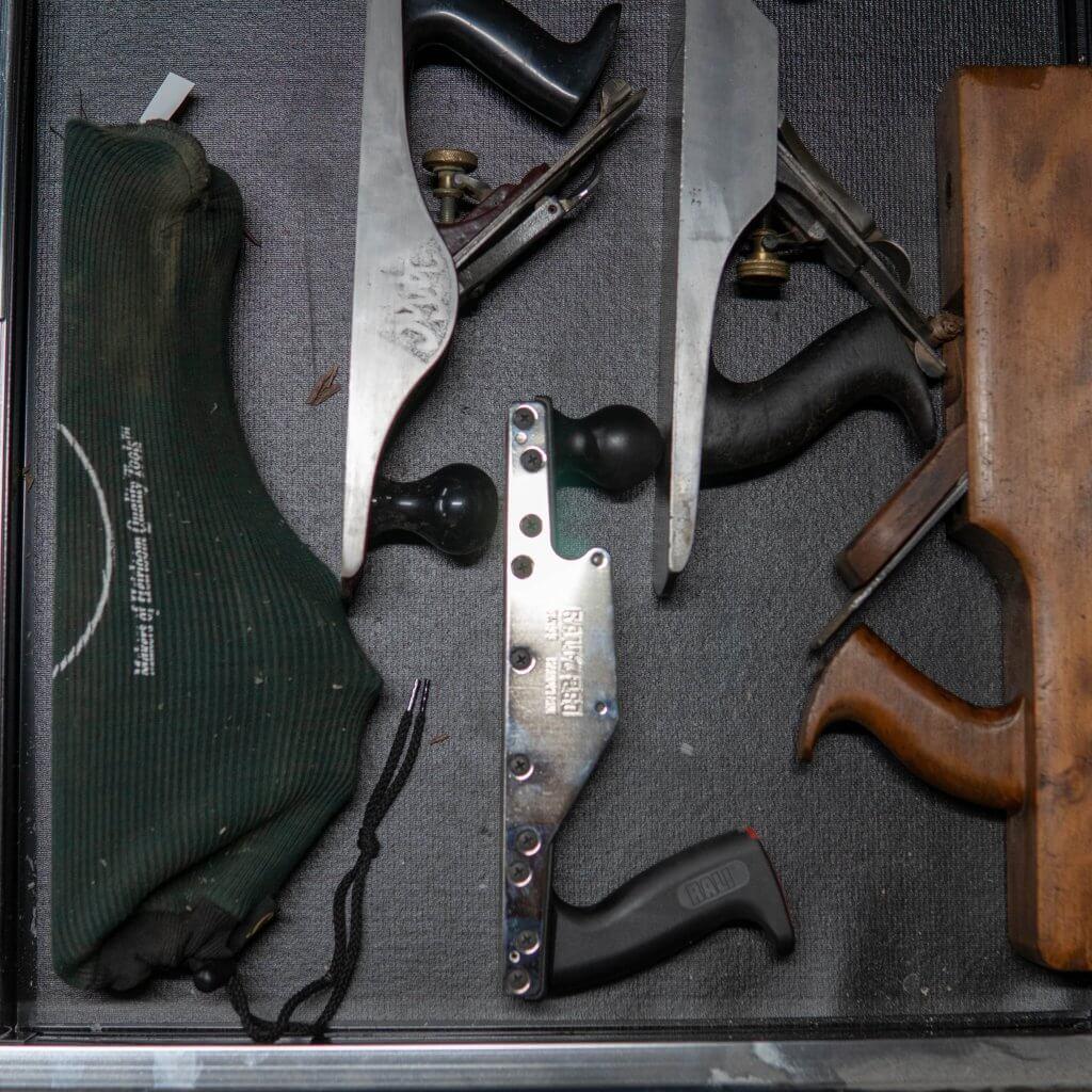 jack plane drawer