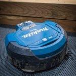 Mak the Vac – My shop's new Best Friend | Makita 36-volt Robotic Vacuum