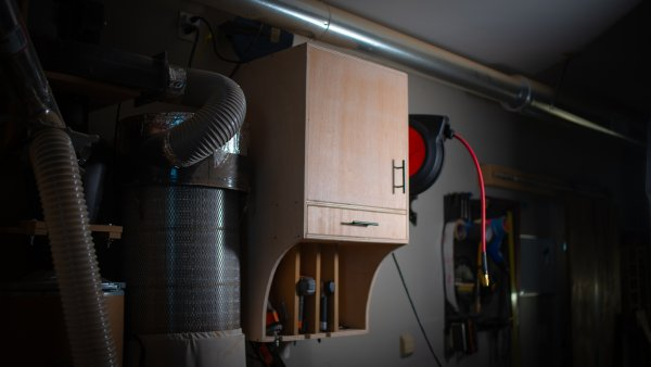 silenced air compressor cabinet free plans